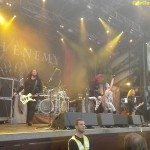 Arch Enemy Live in Wiesen beim 2DAW 2015Arch Enemy Live in Wiesen beim 2DAW 2015