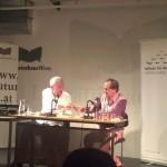 Fritz Ostermayer im Gespräch mit Josef Winkler