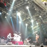 Iggy Pop Live in Wiesen beim 2DAW 2015