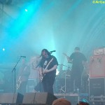 Kvelertak Live in Wiesen bei 2DAW 2015