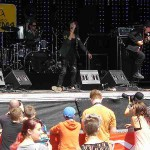 Rammelhof am Donauinselfest 2015, FM4-Bühne