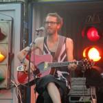 Sir Tralala live im Flex 2015
