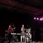 PomPomPommegranate feat. Natalie Ofenboeck live beim ParisVienne-Festival