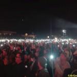 Lichtermeer am Heldenplatz @ Voices for Refugees