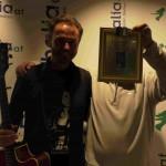 Joe Fischler, das Goldene Buch für Veilchens Winter und Ge von der ArGe-Musik