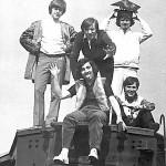 Madcaps auf Lok 1970