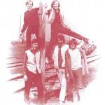 Madcaps beim Bahnmast 1970