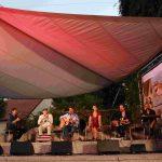 Ernst Molden und Band live 2016 in Orth an der Donau
