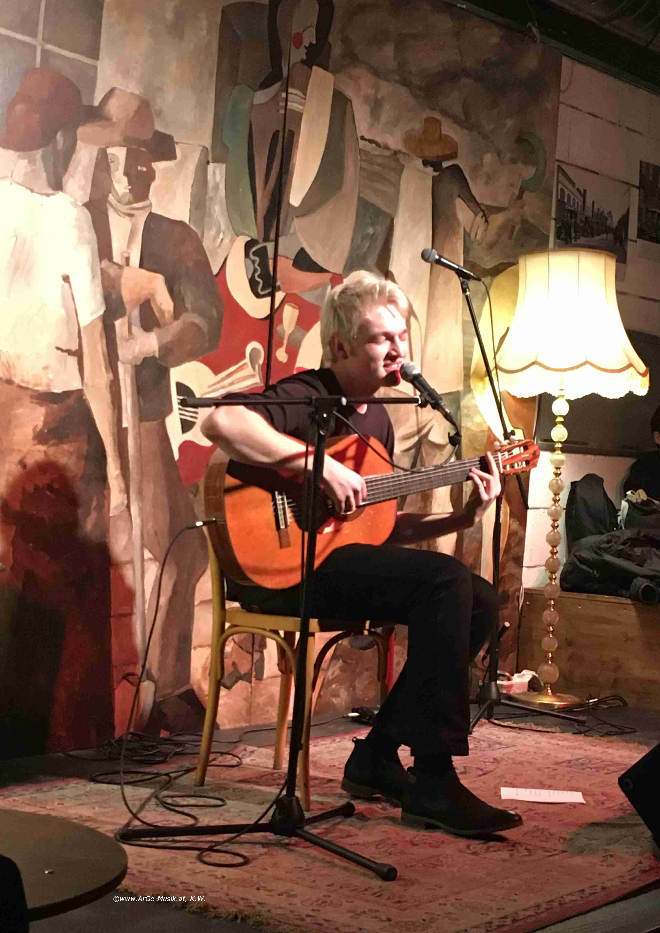 Felix Kramer live