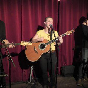 Prater WG live im Cafe Mocca in Gersthof