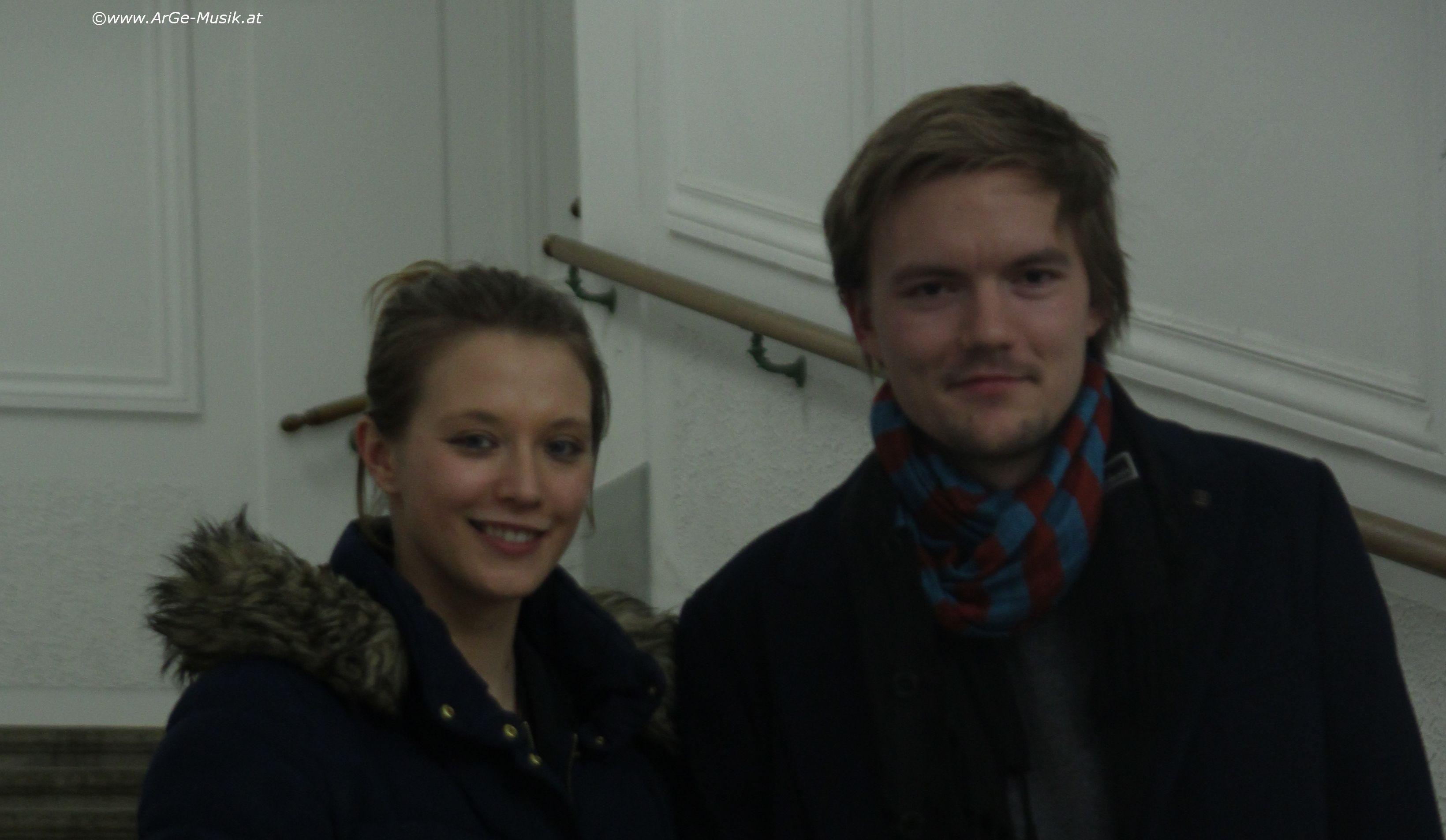 Wiener Blond - Verena Doublier und Sebastian Radon