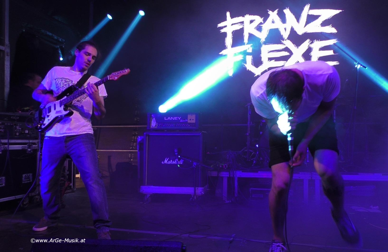 Franz Fuexe Rock den Park 2017