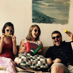 Prater WG - Emily Smejkal, Verena Doublier, Florian Kargl